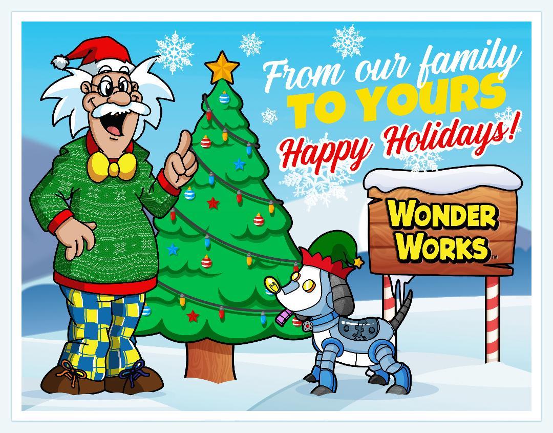 WOnderWorks Holidays