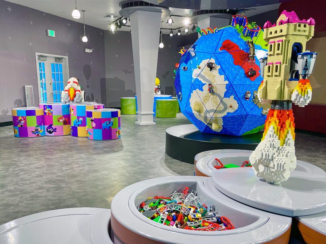Planet LEGOLAND Opens in Florida
