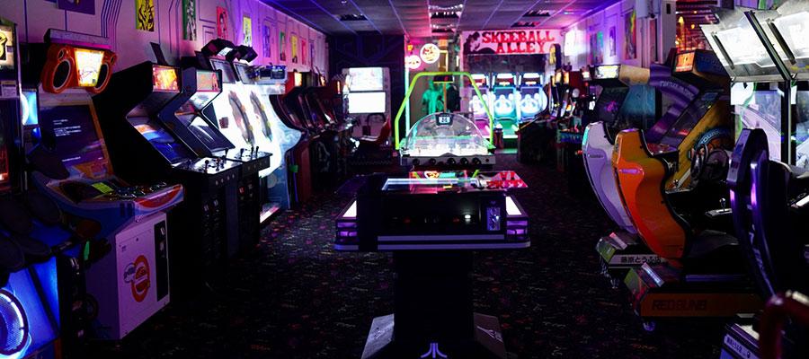 arcade monsters