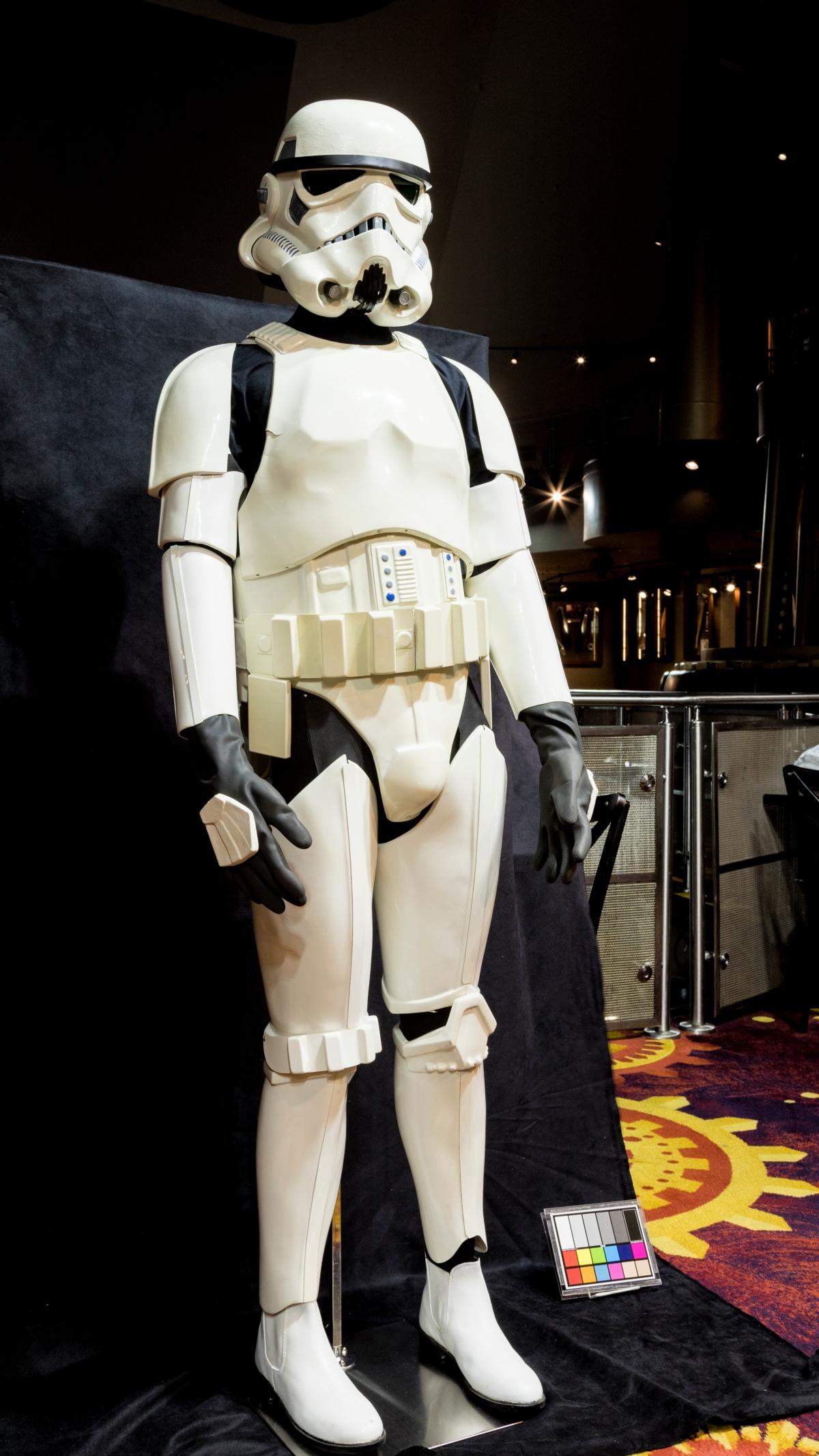 Stormtooper to Orlando