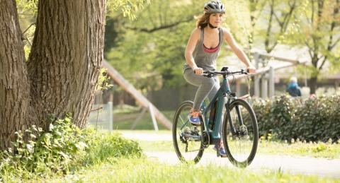 biking in naples