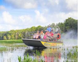 Wild Florida 30 Minute Everglades Tour & Wildlife Park Admission