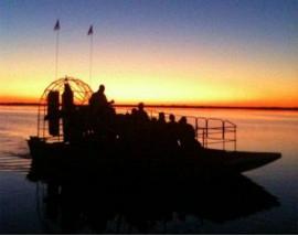 Wild Florida 1 Hour Night Everglades Tour & Wildlife Park Admission