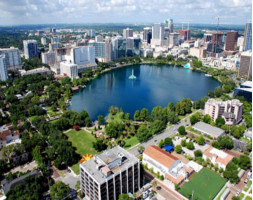 City Tour of Orlando