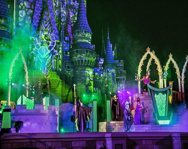 Disney Villains After Hours Ticket - Magic Kingdom