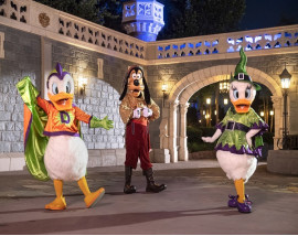 Disney After Hours Boo Bash Tickets