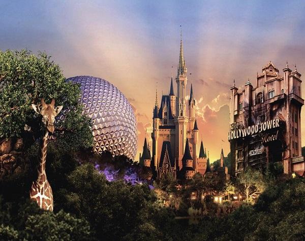 Walt Disney World 4 Park Magic Ticket - PRICES FROM