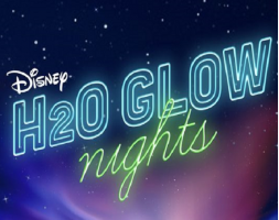 Disney H2O Glow Nights Tickets - PRICES FROM