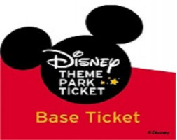 Walt Disney World 10 Day Base Ticket