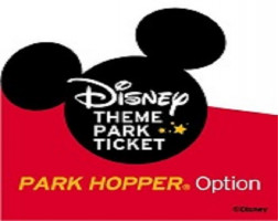 Walt Disney World 9 Day Hopper Ticket