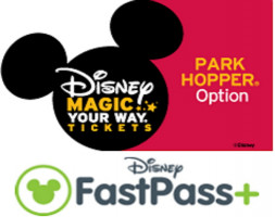 6 Day Magic Your Way Park Hopper Ticket