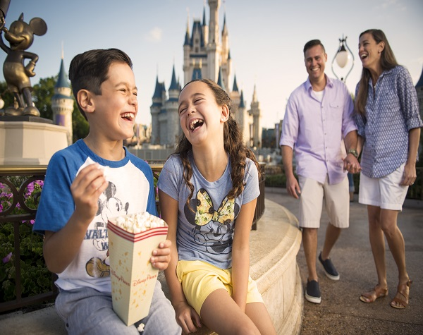Walt Disney World Date Specific Tickets