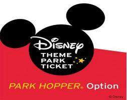 Walt Disney World 6 Day Hopper Ticket