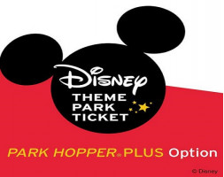 Walt Disney World 2 Day Hopper PLUS Ticket 2020