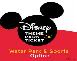 Walt Disney World 6 Day Water Park & Sports Ticket
