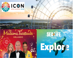 2 Attractions at ICON Orlando 360