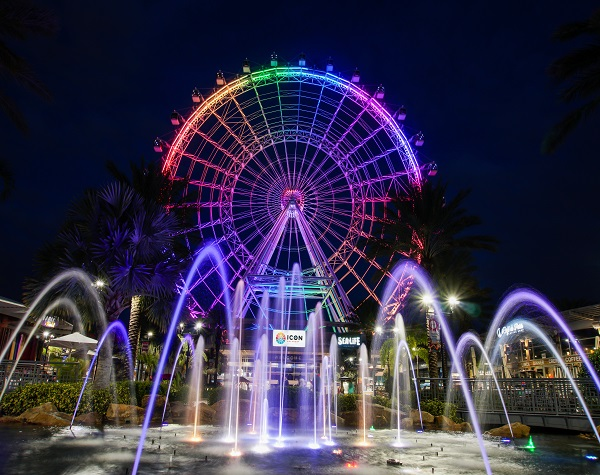 The Wheel at ICON Park - Fly & Dine