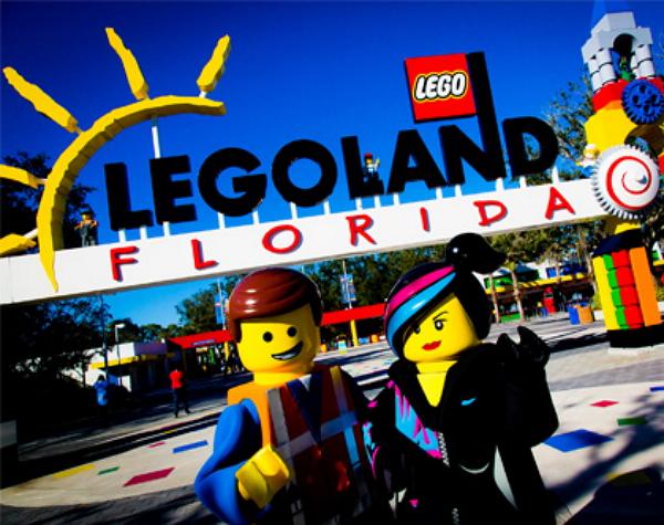 3 For 2 Seaworld Multi Park Legoland Combo