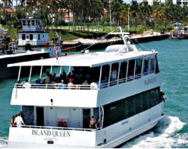 Miami One Day Tour with Celebrity Homes Star Island Cruise