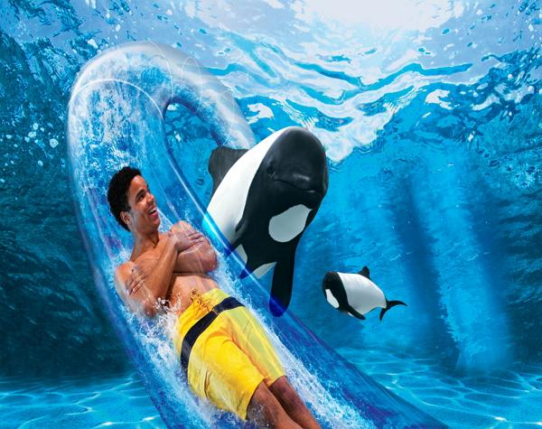 3 For 2 SeaWorld, Aquatica U0026 Busch Gardens Ticket + FREE Parking
