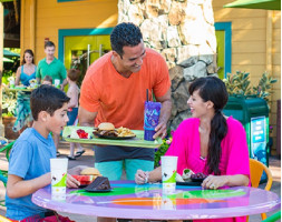 Aquatica All Day Dining Deal