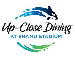 SeaWorld Up-Close Dining at Shamu Stadium
