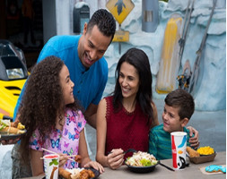 SeaWorld® All-Day Dining Deal