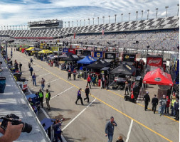 NASCAR Daytona Coke Zero 400 Fanzone Package - 6th July 2019