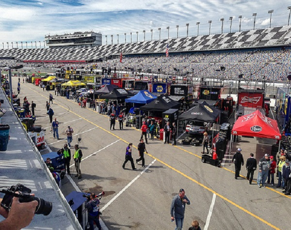NASCAR Daytona 500 Fanzone Package - 17th February 2019