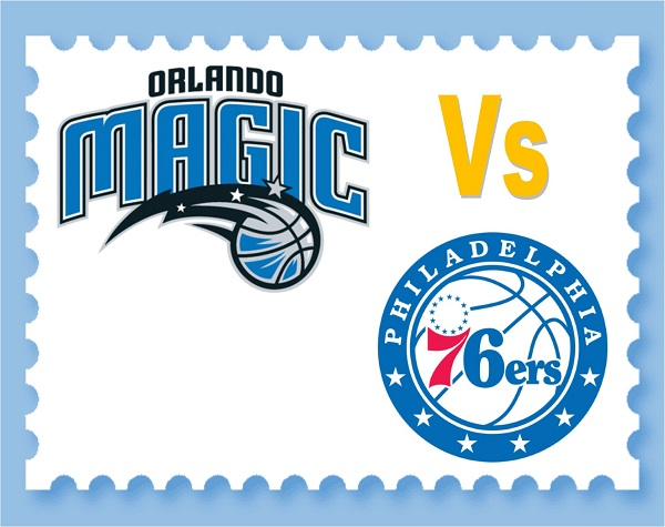 Orlando Magic Vs Philadelphia 76ers PreSeason - 13th October 2019 - 6pm