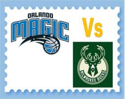 Orlando Magic Vs Milwaukee Bucks - 1st November 2019 - 7pm