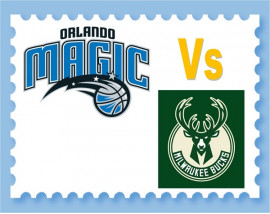 Orlando Magic Vs Milwaukee Bucks - 19th January 2019 - 7pm