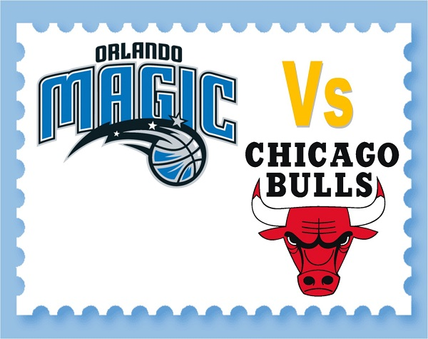 Orlando Magic Vs Chicago Bulls - 23rd December 2019 - 7pm