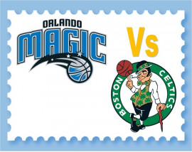 Orlando Magic Vs Boston Celtics - 10th April 2020 - 7pm