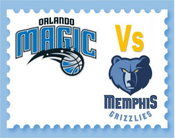 Orlando Magic Vs Memphis Grizzlies - 8th November 2019 - 7pm