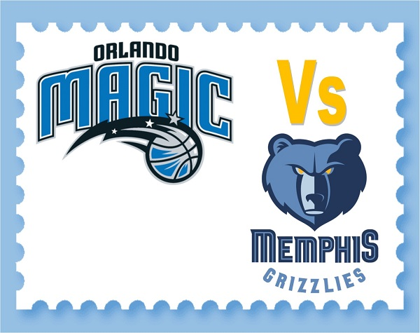 Orlando Magic Vs Memphis Grizzlies - 8th November 2019 - 7pm