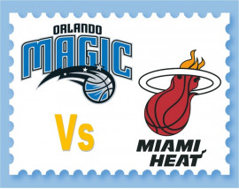 Orlando Magic Vs Miami Heat - 23rd December 2018 - 8pm