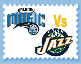 Orlando Magic Vs Utah Jazz - 4th January 2020 - 7pm