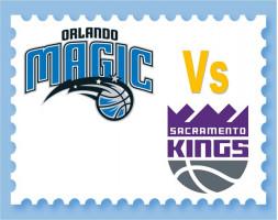 Orlando Magic Vs Sacramento Kings - 21st March 2020 - 7pm