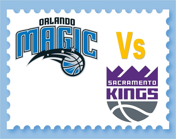 Orlando Magic Vs Sacramento Kings - 30th October 2018 - 7pm