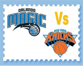 Orlando Magic Vs New York Knicks - 18th November 2018 - 8pm