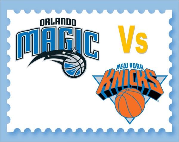 Orlando Magic Vs New York Knicks - 30th October 2019 - 7pm