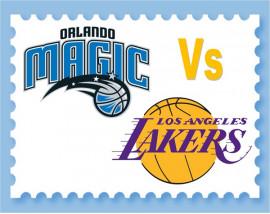 Orlando Magic Vs Los Angeles Lakers - 17th November 2018 - 7pm