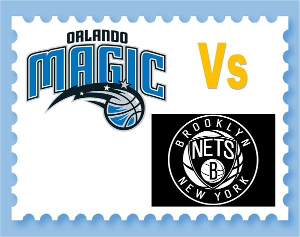 Orlando Magic Vs Brooklyn Nets - 6th January 2020 - 7pm