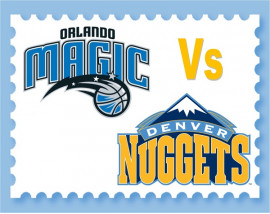 Orlando Magic Vs Denver Nuggets - 2nd November 2019 - 7pm