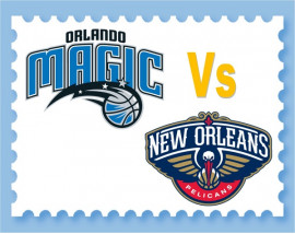 Orlando Magic Vs New Orleans Pelicans - 29th March 2020 - 6pm