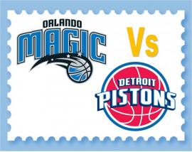 Orlando Magic Vs Detroit Pistons - 12th February 2020 - 7pm