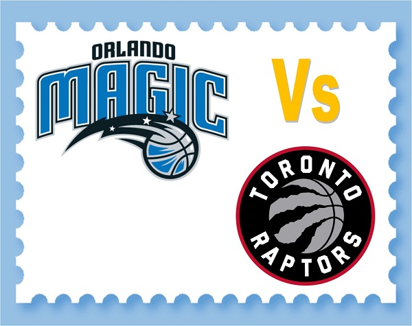 Orlando Magic Vs Toronto Raptors - 28th December 2018 - 7pm