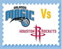 Orlando Magic Vs Houston Rockets - 13th December 2019 - 7pm