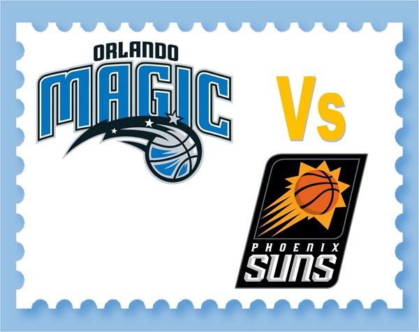 Orlando Magic Vs Phoenix Suns - 4th December 2019 - 7pm